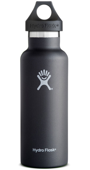 Hydro Flask Standard Mouth Insulated 530 ml Black